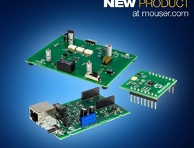 Mouser Now Offering Microchip's Ethernet of Everything Solutions
