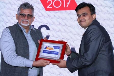 RUchir  UC Award Pic
