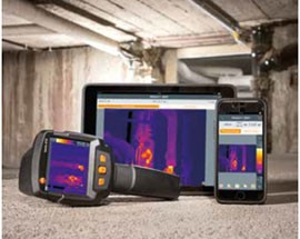 Thermography that is Smart & Networked !