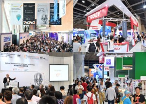 electronicAsia 2017 promotes industry engagement with some 26,000 international visitors
