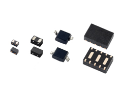 Automotive Qualified Series TVS Diode Arrays