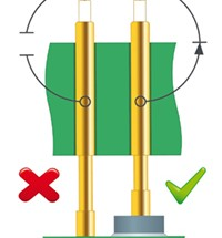 ECT's Switch Probes: Cost-Efficient Solutions for Testing Electronic Assemblies