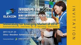 ELEXCON 2017 Addresses Industry Hot Spots
