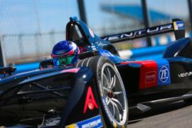 ROHM supplies Full SiC Power Modules to Formula E racing team Venturi