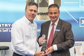 CyberOptics wins Global Technology Award for new ultra-high resolution MRS sensor