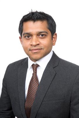 Mr. Jayanth Rangaraju, End Equipment Manager, Texas Instruments (TI) India