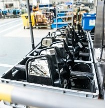 Digitization in motor vehicle manufacturing