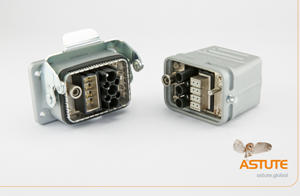 Amphenol HeavyMate connectors available now from Astute