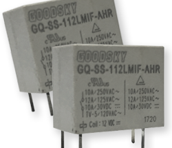 New Yorker Electronics Releases New Through-Hole Relays That Withstand Reflow Soldering