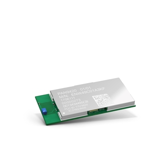 New fully embedded stand-alone Wi-Fi module from Panasonic for highly integrated and cost-effective applications