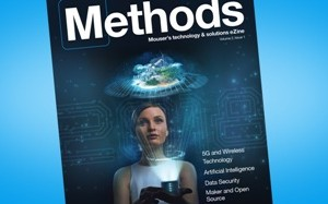 Mouser Electronics Launches Volume Two of Methods E-zine, Looks Ahead to Top Developments of 2018