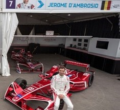 Mouser- and Molex-Sponsored Formula E Team Preps for Marrakesh E-Prix