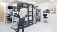 Spirent expands Paignton's high-tech research laboratories