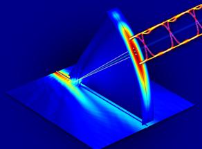 Tektronix Instruments Support First Data  Transmission Through Terahertz Multiplexer