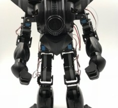 Pilot Labs Announces the Moorebot Zeus Battle Robot