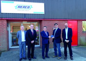 Aerco wins first-ever Smiths Interconnect EMEA Distributor Award for design-in service