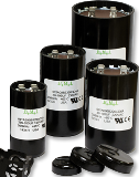 New Yorker Electronics Distributing New Durable, Non-Polarized AC Motor Start Capacitors