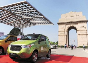 India's EV industry is a New Born Baby