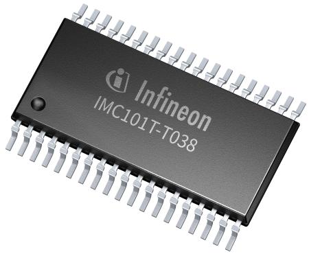iMOTION™ IMC100: High performance motor control IC series