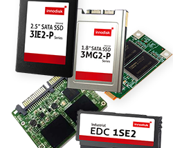 New Yorker Electronics, Innodisk to Supply Embedded Flash and DRAM Storage Solutions