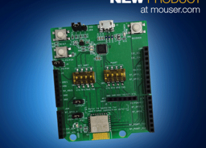 Cypress' Latest Bluetooth WICED Evaluation Boards, Now at Mouser, Deliver Industry-Leading Performance for IoT