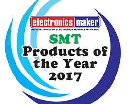 EM announces SMT Technology 2017 Products of the Year