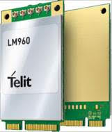Telit Announces World's Fastest Mobile Data Product, First 1Gbps-class LTE Mini PCIe Card