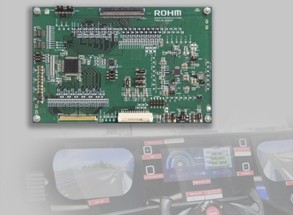 "ROHM, a Japanese semiconductor supplier, foray into the Indian ""e-Cluster for Two-wheeler Bikes"" market, with the TFT Panel-Chipset Solutions, that introduces an industry's first functional safety support."