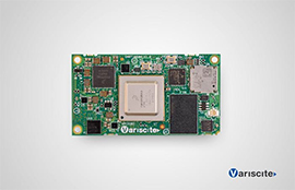 New Tiny DART-MX8M SoM Supporting 4K UltraHD, HEVC/H265 and HQ Audio