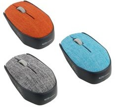 "Portronics Launches ""FABRIK"" – A High Speed 2.4GHz Wireless Mouse"