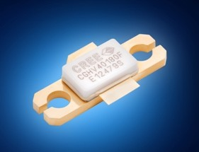 Wolfspeed's High-Efficiency GaN HEMTs for RF Power Amps  Now Shipping from Mouser Electronics
