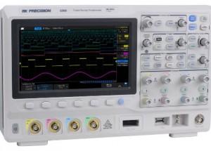 B&K Precision launches Affordable Mixed Signal Oscilloscopes