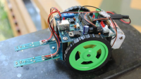 Robotic Remote control circuit