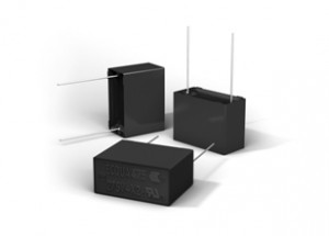 New metallized polypropylene film capacitors from Panasonic feature high safety and high humidity resistance