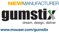 Mouser Signs Global Agreement with Embedded Innovator Gumstix