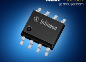 Mouser Electronics Now Stocking Infineon's TLE9250 High-Speed CAN Transceivers for Automotive and Industrial Control