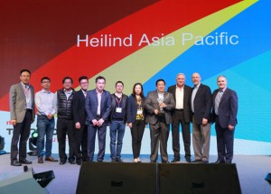 Molex Presents Heilind Electronics with 2017 Molex Distributor of the Year Award