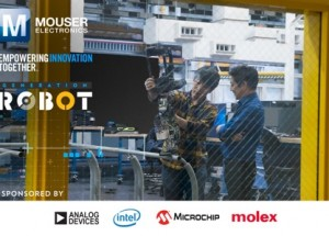 """Mouser Electronics and Grant Imahara Launch  2018 Empowering Innovation Together Series """"Generation Robot"""""""