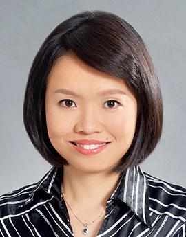 Ms Hwai Lin Khor, Head of Sales & Business Development - Digital Security Solutions, Infineon Technologies Asia-Pacific