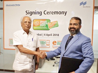 Smart Cards Expo Signing Ceremony