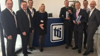 TTI, Inc. wins Vishay's European Distribution Awards for Full Service and Passives
