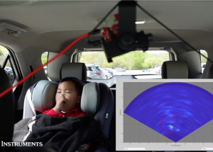Detecting vehicle occupancy with mmWave sensors