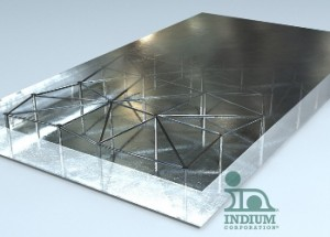 Indium Corporation to Feature InFORMS® Reinforced Solder Preforms at PCIM Europe