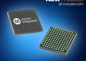 Now at Mouser: Maxim's MAX32652 Ultra-Low-Power MCU Enables Extra Battery Life, Scalable Memory