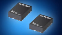 TI's LMZM3360x Power Modules, Now at Mouser, Integrate 36V Buck Converter and Power Circuitry in a Compact Package