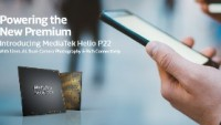 "MediaTekUnveilsNew Helio P22 Chipset to Power Mid-Range ""New Premium"" Smartphones"
