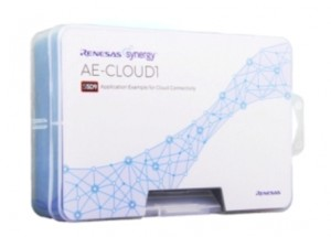 AE-CLOUD1 Kit simplifies connection of IoT applications to enterprise cloud