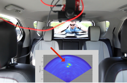 Detecting vehicle occupancy with mmWave sensors - Electronics Maker