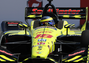 Mouser- & Molex-Sponsored No. 18 IndyCar Driver Bourdais Qualifies for Indy 500 in Fast Nine Shootout