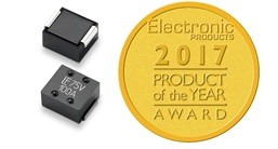 Electronic Products Honors Littelfuse with Awards in North America and Asia for High Current 881 Series SMD Fuse